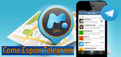 Como Espiar Telegram En Cualquier Celular