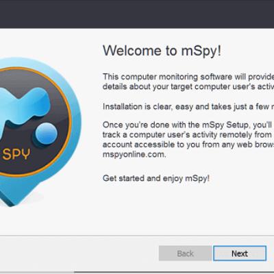Guia de instalacion mSpy para Pc