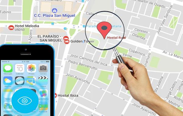 Como Funciona La Ubicación Por GPS De mSpy
